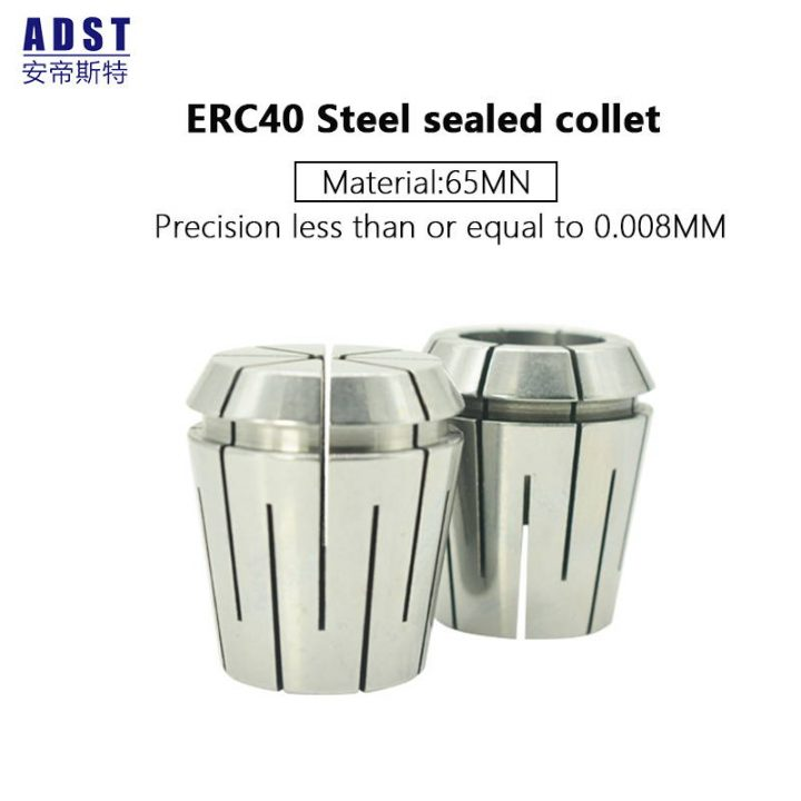 ERC40 Steel sealed collet